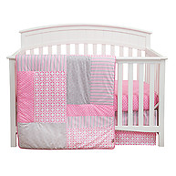Trend Lab Lily 3PC Crib Bedding Set