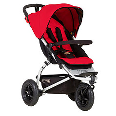 Mountain Buggy Swift Stroller Berry