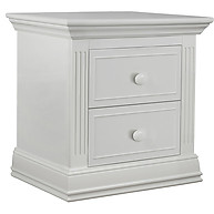 Sorelle Furniture Providence Nightstand White