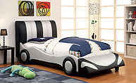 Furniture of America Super Racer Bed