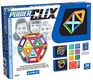 PowerClix® 74 Piece Classroom Set