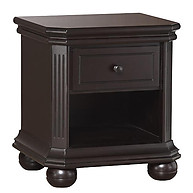 Sorelle Furniture Vista Elite Nightstand Espresso