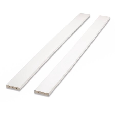 SB2 Furniture Adult Rails White