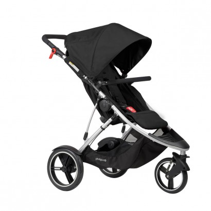 Phil & Teds Dash Buggy Black