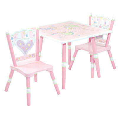 Levels of Discovery Fairy Wishes Table & 2 Chair set