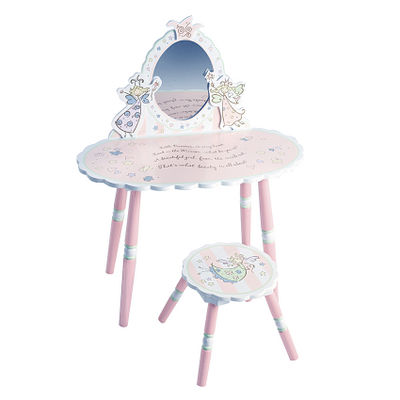 Fairy Wishes Vanity & Chair Set